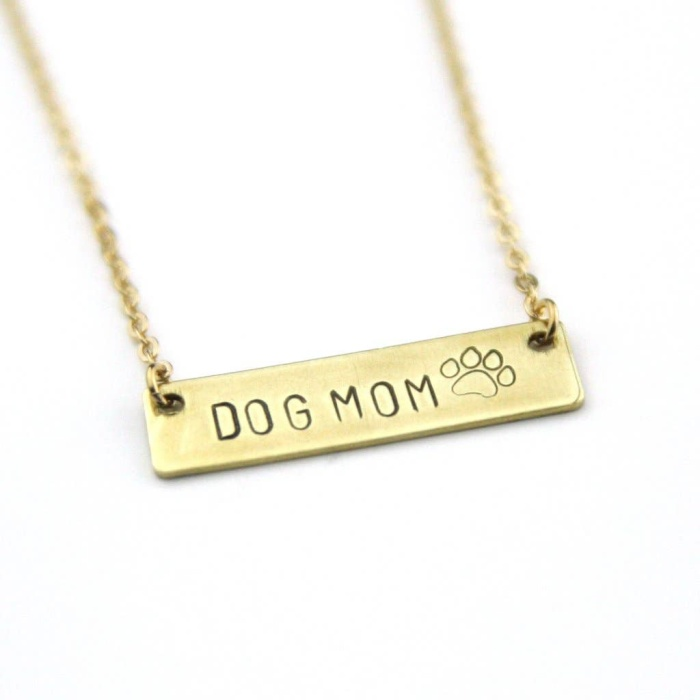 Dog Mom Necklace